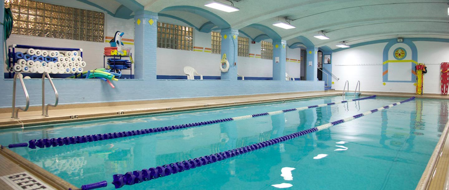 North Brooklyn YMCA indoor pool
