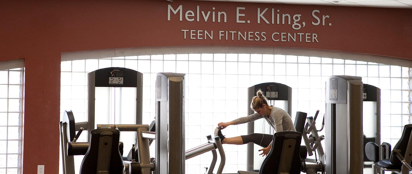 Teen Fitness Center at Staten Island South Shore YMCA