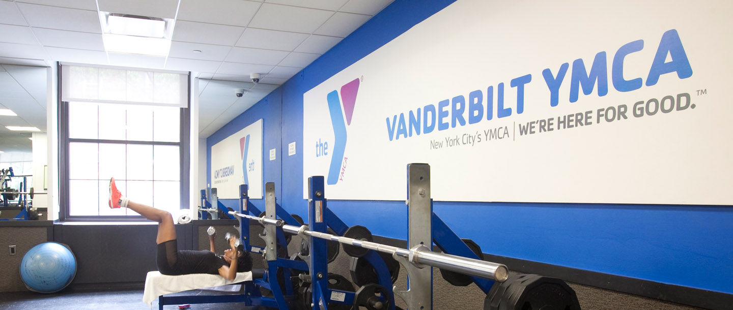 Weight Room at Vanderbilt YMCA