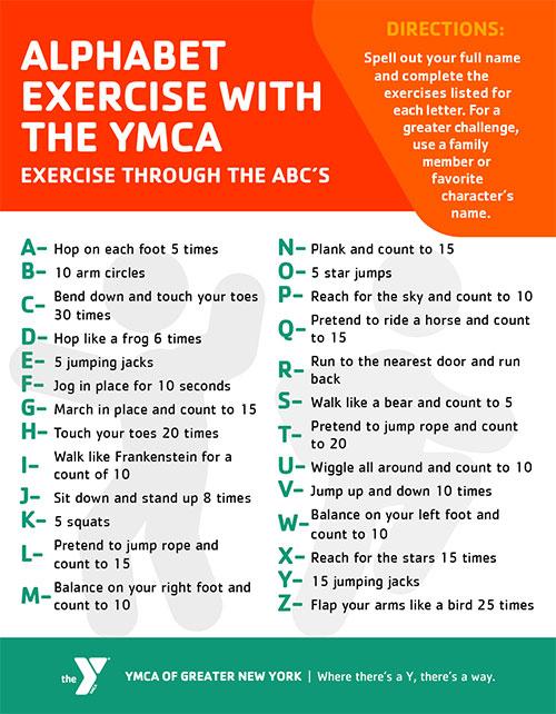 Alphabet Exercises thumbnail