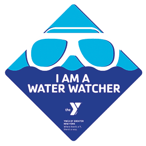 I'm a Water Watcher badge