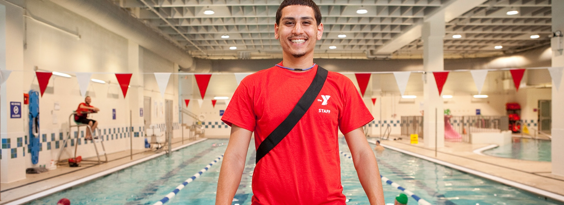 Flushing become a lifeguard new york city 39 s ymca - Ymca flushing swimming pool schedule ...