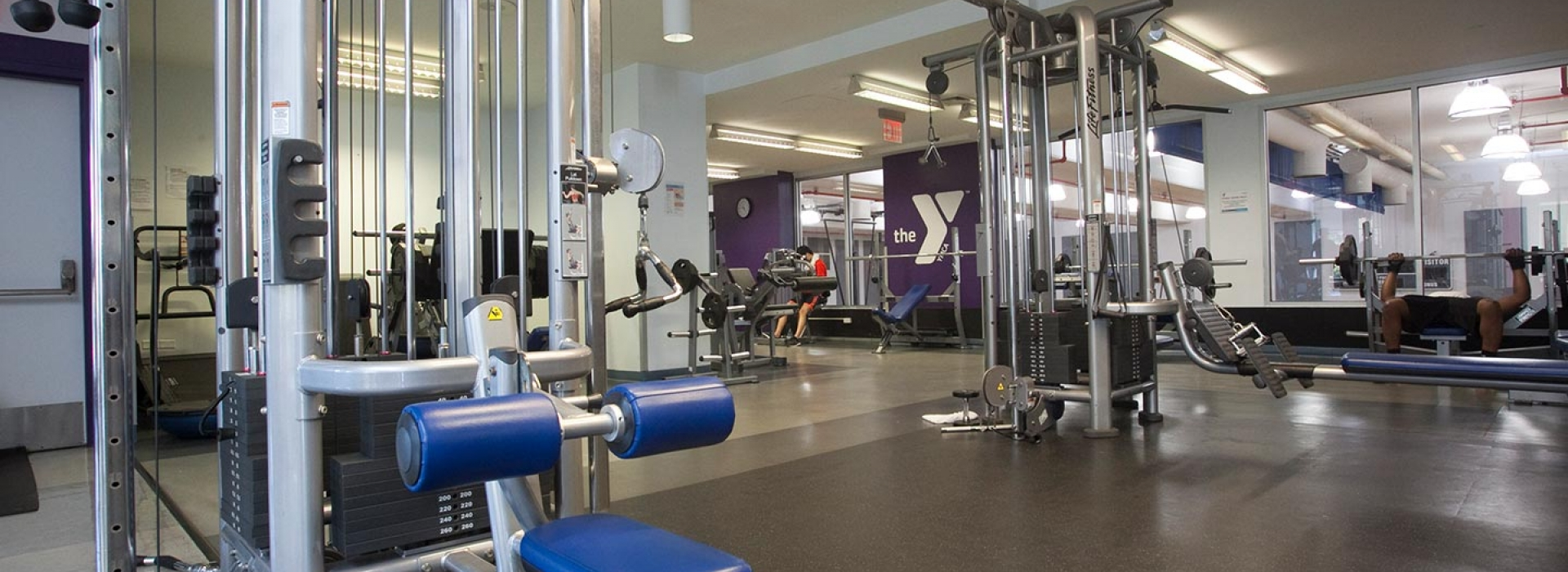 About Dodge | NEW YORK CITY'S YMCA