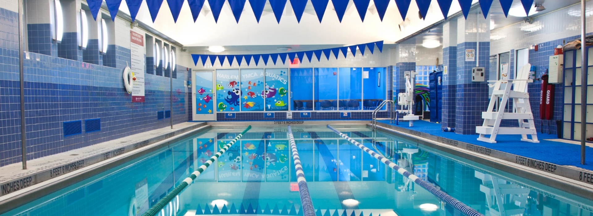 About harlem ymca new york city 39 s ymca for Williams indoor pool swim lessons