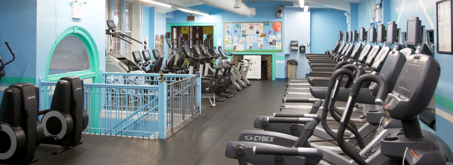 Jamaica YMCA, gym, pool, free fitness classes, child care, and more