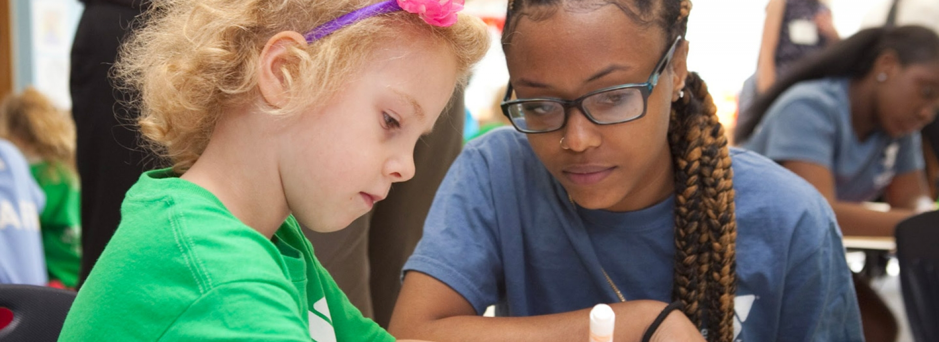 Summer Camp for Manhattan Kids at the McBurney YMCA