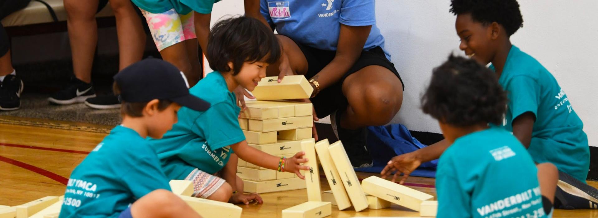 summer day camp for manhattan kids | vanderbilt ymca