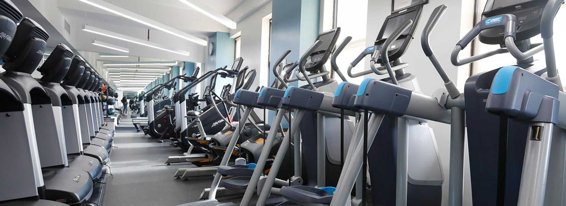 Prospect Park YMCA, gym, 2 pools, child watch and more   New York